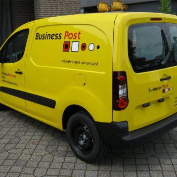 Carwrap bestelwagen