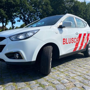 Autobelettering - Blusco