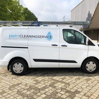 Bedrijfswagen - Haro Cleaningservice