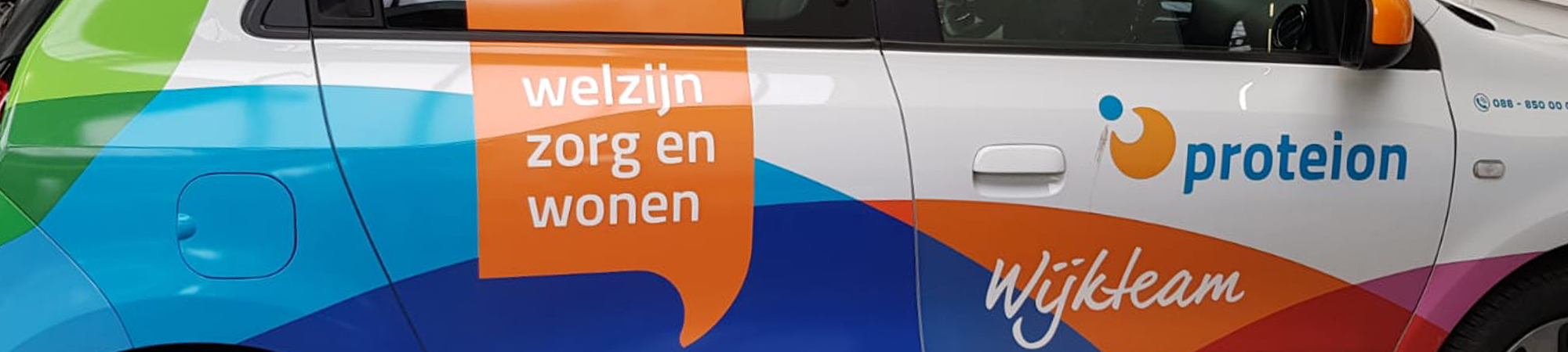 Carwrapping - Schadenet Venlo