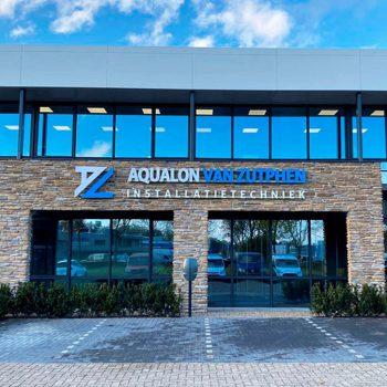 Doosletters - Aqualon van Zutphen