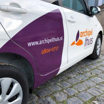 Personenauto Archipel details