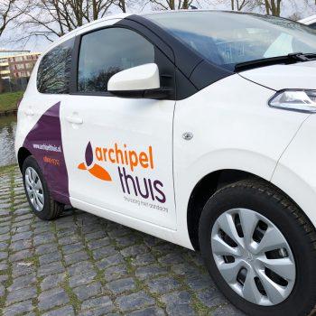 Personenauto Archipel Thuis