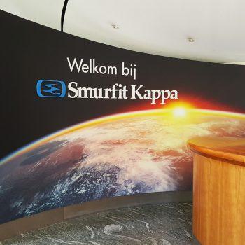 Presentatiewand - Smurfit Kappa