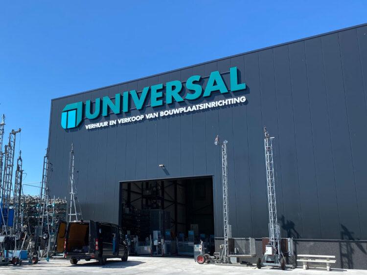 Project - Universal B.V