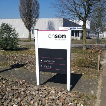 Reclamezuil - Enson