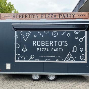 Roberto's Pizza Party