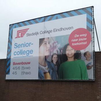 Spandoek - Stedelijk College Eindhoven