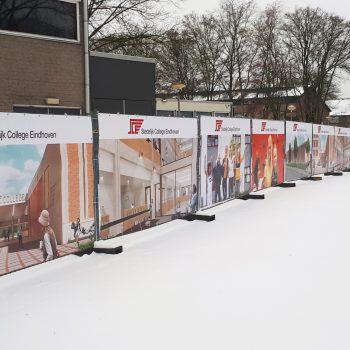 Bouwhekdoeken - Stedelijk College Eindhoven