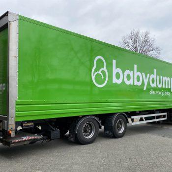 Trailer Babydump
