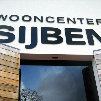 Wooncenter Sijben - Freesletters
