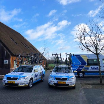 Alecto_Cyclingteam_Autobelettering_Wagenpark
