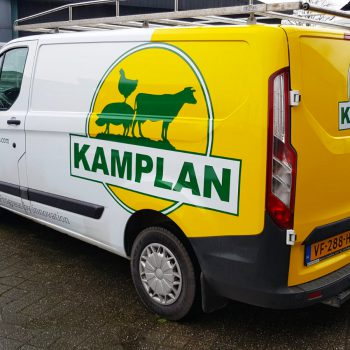 Bestelwagen - Kamplan
