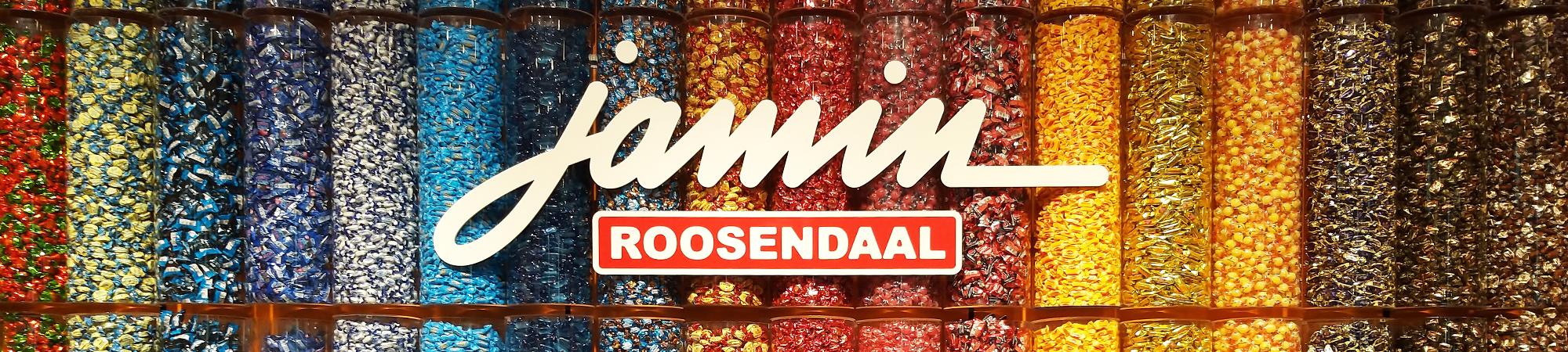 Freesletters - Jamin Roosendaal