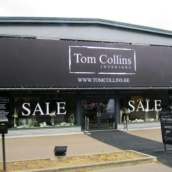 Spandoeken en frames - Tom Collins