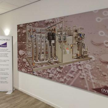 Informatiezuil luxe - Ovivo Holland