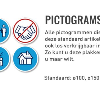 Pictogramstickers