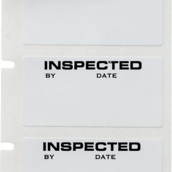 Keuring en inspectie