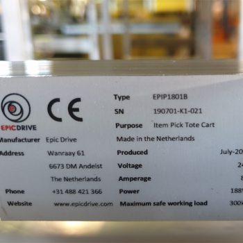 CE-markering en typeplaatjes