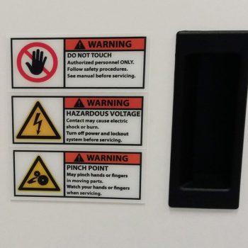 Veiligheidspictogrammen
