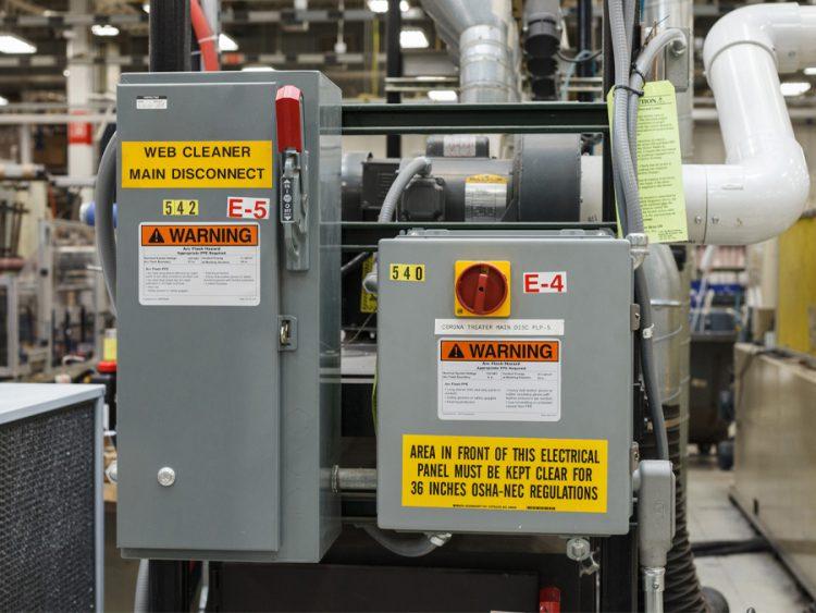 Industriële labels